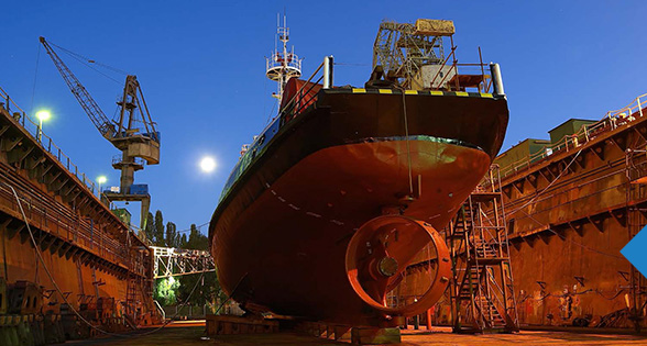 02 <br> Construction Dock